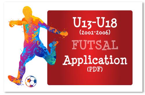 Open U9-12 Indoor Development Competition Application PDF